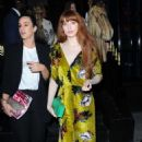 Nicola Roberts – Attends at Wonderland Magazine Spring 2018 Launch in London - 454 x 682