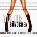 Gisele Bündchen - Mujer Hoy Magazine Pictorial [Spain] (3 January 2015)