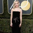 Dove Cameron – 2018 Golden Globe Awards in Beverly Hills - 454 x 681