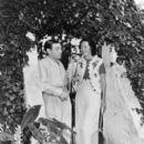 Peter Lorre and Celia Lovsky