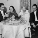 Howard Hughes and Marian Marsh
