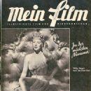 Andrea King - Mein Film Magazine Pictorial [Austria] (4 July 1947) - 454 x 643