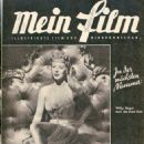 Andrea King - Mein Film Magazine Pictorial [Austria] (4 July 1947)