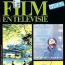 Céline - Film en televisie Magazine Cover [Belgium] (May 1992)