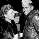 Tyrone Power and Annabella Power