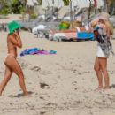 Sofia Richie – In bikini with new boyfriend Elliot Grainge in St Barts