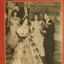 King George VI and Queen Elizabeth the Queen Mother - Images du Monde Magazine Pictorial [France] (4 March 1947)