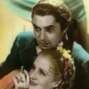 Tyrone Power and Norma Shearer - 454 x 703
