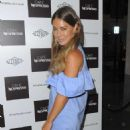 Louise Thompson – Nespresso Launch Party in London - 454 x 833