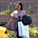 Vanessa Hudgens – Does a little shopping in Beverly Hills