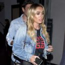 Petra Ecclestone at Craig's in West Hollywood - 454 x 625