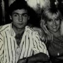 Samantha Fox and Rafael Camino