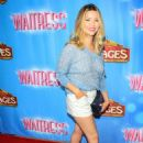 Masiela Lusha – The National Tour of 'Waitress' in Hollywood - 454 x 605