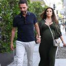 Eva Longoria and Jose Baston – Out in Los Angeles - 454 x 649