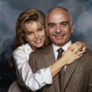 Queen Noor and King Hussein