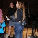 Chantel Jeffries spotted at a charity event in Beverly Hills, California on December 19, 2014