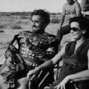 Tyrone Power and Debbie Minardos - 350 x 278