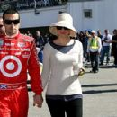 Ashley Judd and Dario Franchitti - 450 x 301