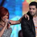Aubrey Graham, Rihanna