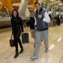 Helen Lindes accompanies Rudy Fernandez  in his NBA adventure - 320 x 302