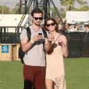 Ashley Greene At 2014 Coachella