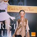 Christina Aguilera - Back To Basics Press Conference In London