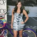 Briana Evigan - Launch Of The New OP Campaign 'OPen Campus' At Mel's Dinner On July 7, 2009 In West Hollywood, California
