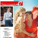 Elena Santarelli, Melissa Satta - Chi Magazine Pictorial [Italy] (9 November 2011) - 435 x 563