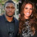 Jessie James and Reggie Bush