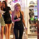 Nicky Whelan – Out in Las Vegas