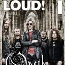 Opeth - Loud Magazine Cover [Portugal] (September 2016)
