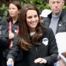 Kate Middleton at The London Marthon - 454 x 608