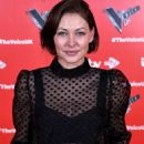 Emma Willis – Pictured at The Voice UK Photocall Series 4 in Manchester - 454 x 667