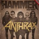 Anthrax - Metal&Hammer Magazine Cover [Norway] (February 2016)