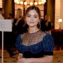 Jenna-Louise Coleman – Emilia Wickstead Fashion Show at 2017 London Fashion Week - 454 x 655