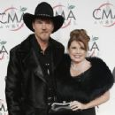 Trace Adkins and Rhonda Forlaw - 348 x 450