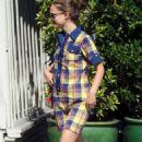 Natalie Portman And Benjamin Millepied: Urth Caffe Couple