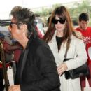 Al Pacino Arrives at LAX - 400 x 600