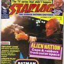 Mandy Patinkin - Starlog Magazine [United States] (November 1988)