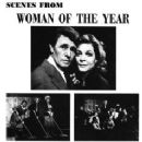 Lauren Bacall and Harry Guardino In The 1981 Broadway Musical WOMAN OF THE YEAR