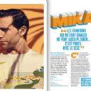 Mika - Têtu Magazine Pictorial [France] (July 2015)