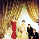Leslie Caron, Virginia Gibson, Marilyn Monroe, Mitzi Gaynor