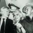 Jerry Hall, Andy Warhol, Deborah Harry, Truman Capote & Paloma Picasso