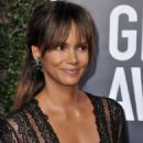 Halle Berry – 2018 Golden Globe Awards in Beverly Hills - 454 x 683