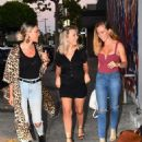 Kendra Wilkinson has a Girls Night Out at Craigs - 454 x 576