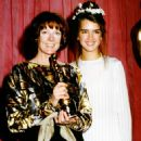 Maggie Smith and Brooke Shields - The 51st Annual Academy Awards