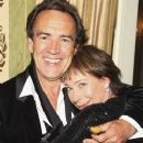 Robert Lindsay and Zoe Wanamaker