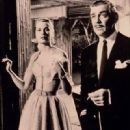 Grace Kelly and Clark Gable