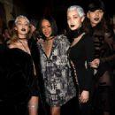 Gigi Hadid Fenty X Puma By Rihanna Fashion Show 2016 In New York