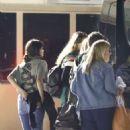 Selena Gomez – Leaves Taylor Swift concert at the Rose Bowl in Pasadena